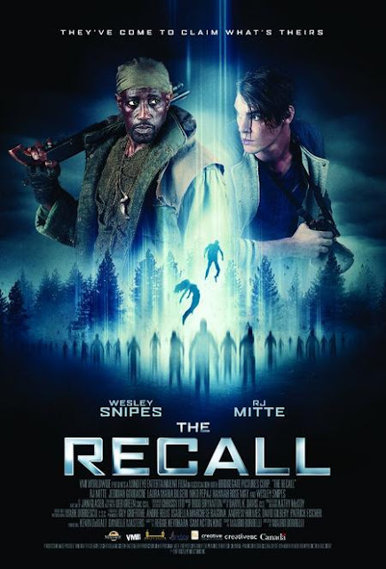 The Recall (2017) 720p y 1080p WEBRip mkv AC3 5.1 ch subs español