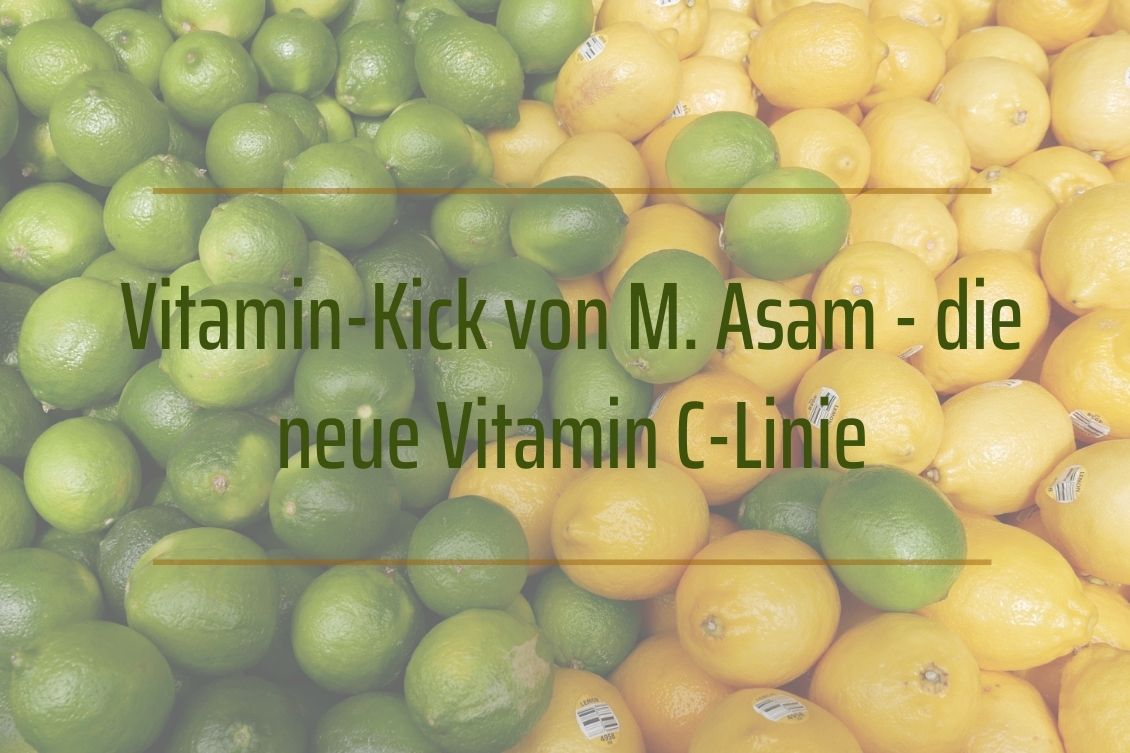 M. Asam Vitamin C Gesichtspflege Anti-Aging