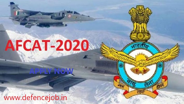 INDIAN AIR FORCE jobs for Air Force Common Admission Test Across India