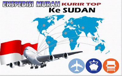 JASA EKSPEDISI MURAH KURIR TOP KE SUDAN