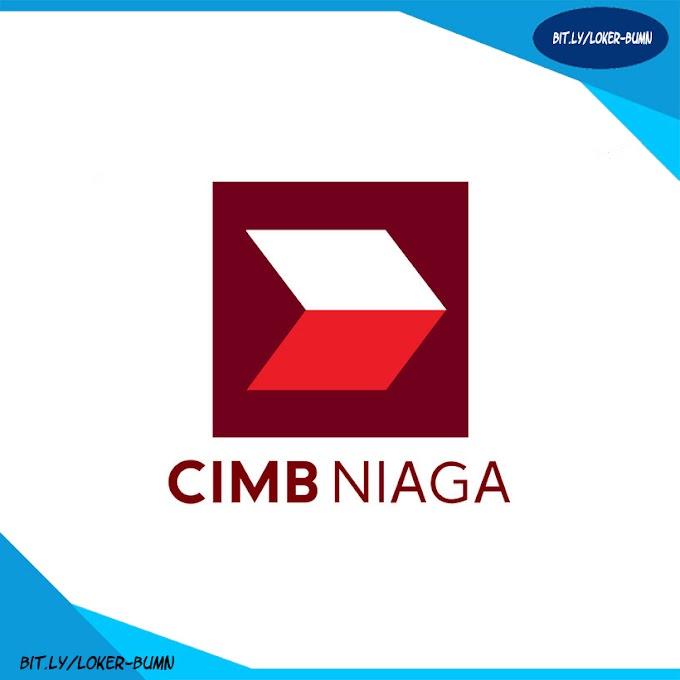 Lowongan Kerja Relationship Manager Development Program CIMB Niaga Jabodetabek