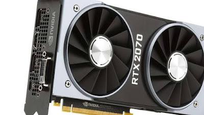 Nvidia GeForce RTX 2070フルドライバーのダウンロード