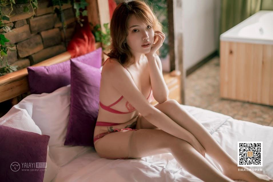 YALAYI雅拉伊 2019.08.16 No.371 魅惑女王 黄乐然 [43P460MB]Real Street Angels
