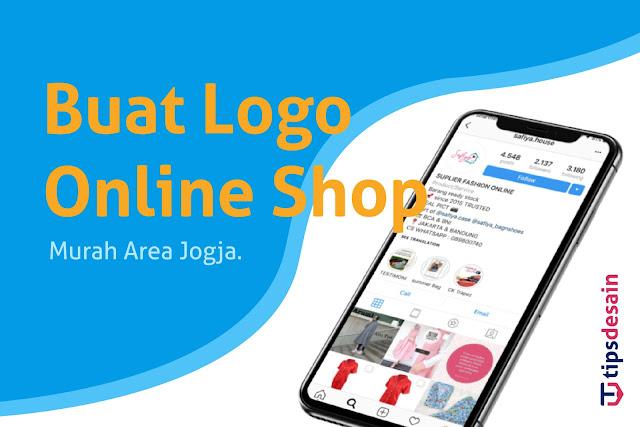 Buat Logo Online Shop Murah Jogja