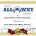 2019 ALL WNY AWARD: Best 'Other' Instrumentalist: Seth Bykowski