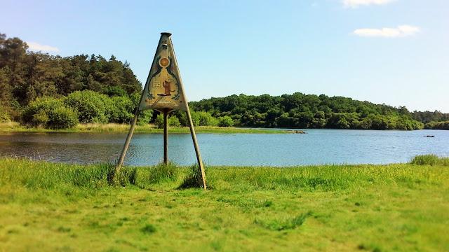 Lago di Viviana, la dama del lago