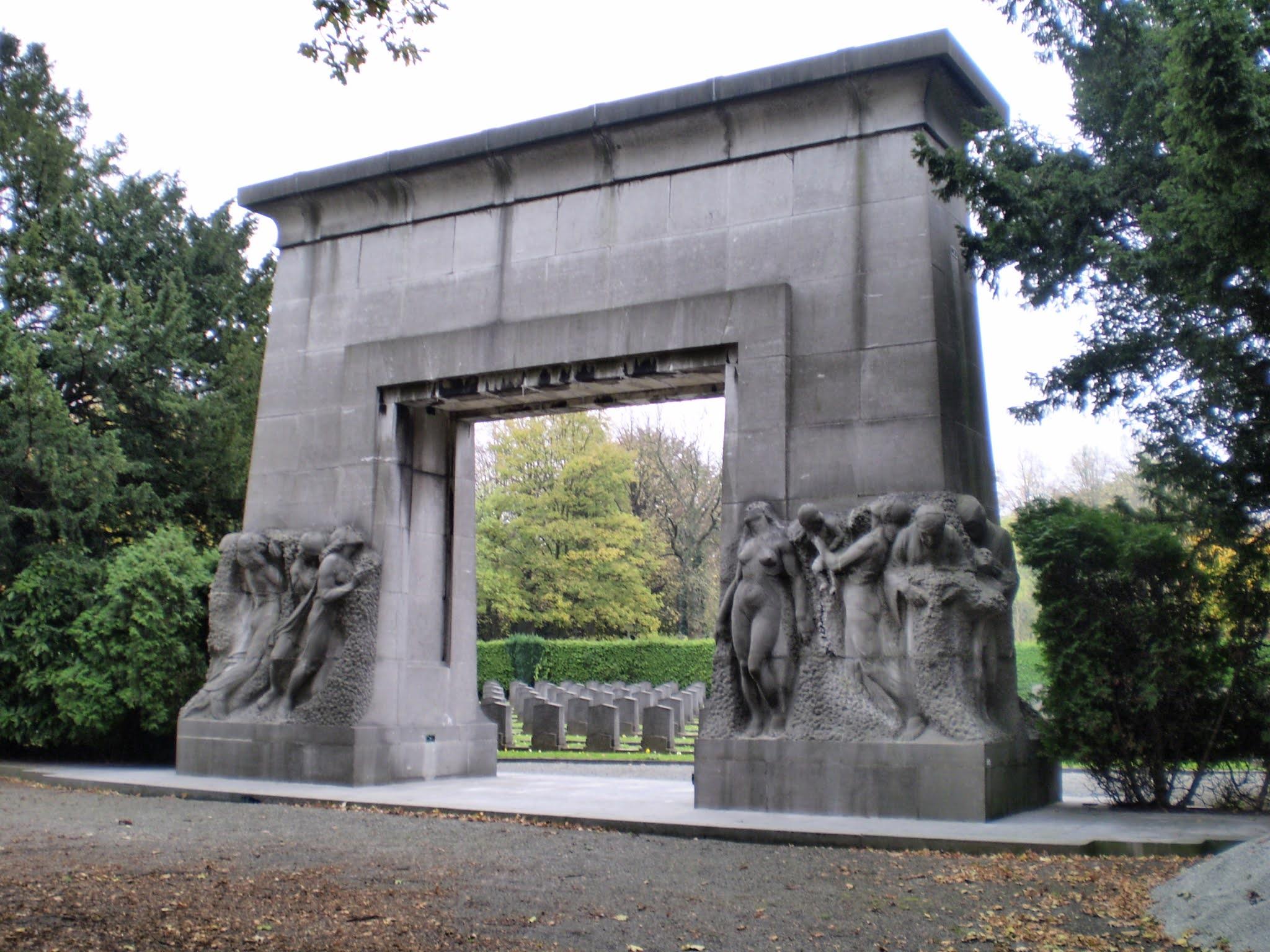 Cemetery of Brussels (Brussels, Belgium)