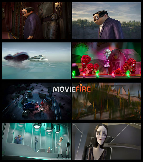The Addams Family 2 (2021) 1080p