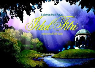 DP BBM Hari Raya Idul Fitri