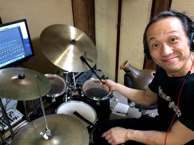 和田啓(percussion)