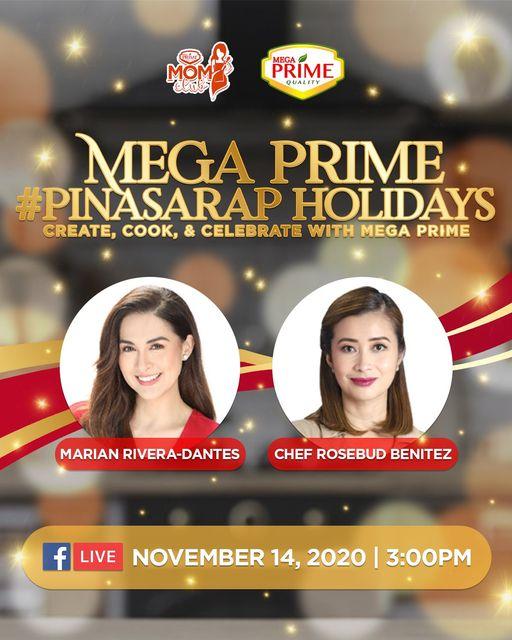 Mega Prime Pinasarap Holidays
