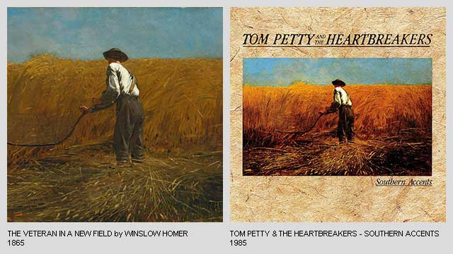 The-Veteran-in-a-New-Field-by-Winslow-Homer-Southern-Accents-Album-by-Tom-Petty-and-the-Heartbreakers