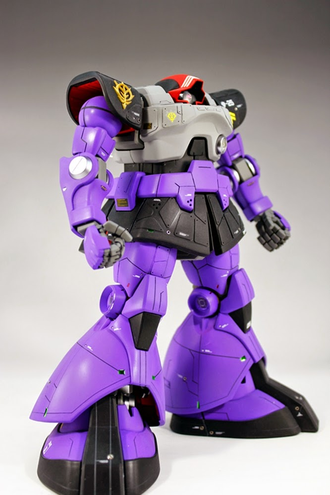 Custom Build Mg 1 100 Ms 09 Dom Gundam Kits Collection