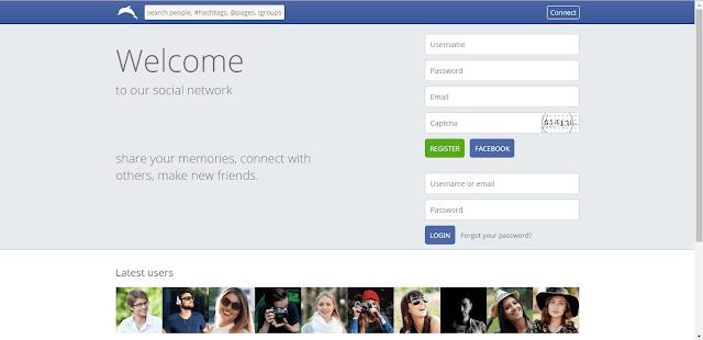 Share Code Mạng Xã Hội Giống Facebook Bản Mới Nhất Siêu Nhẹ !