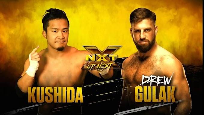 Replay: WWE NXT 29/05/2019