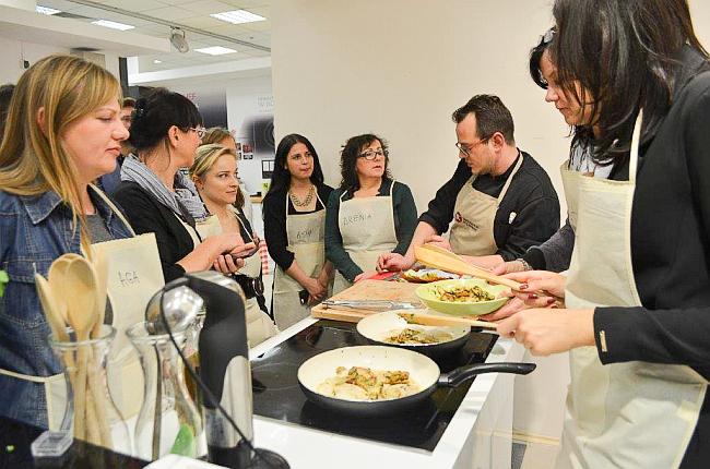 warsztaty gotowania z Gorenje
