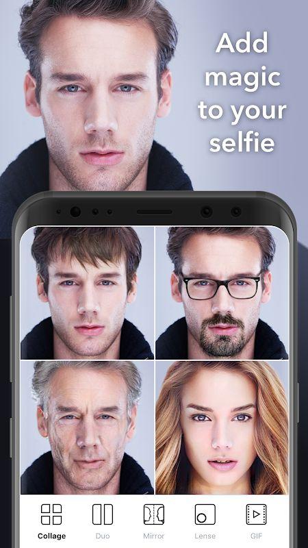 FaceApp v4.1.1 Mod, Pro Unlocked - Chỉnh sửa ảnh AI