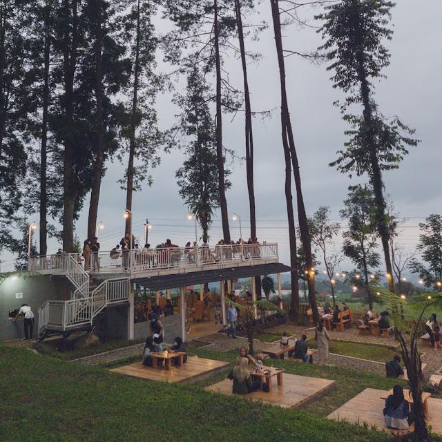 Lokasi dan Harga Menu Massapi Cafe and Resto Baturaden