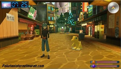 Digimon World Re Digitize PPSSPP Download