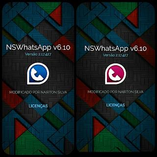 NSWhatsApp v6.10 WhatsAppMods.in