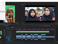 Dasar Adobe Premiere #12: Menambahkan Text/Title Video pada Adobe Premiere Pro CC 2019