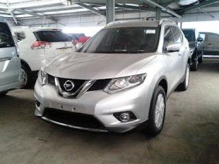 Jual Nissan X Trail baru
