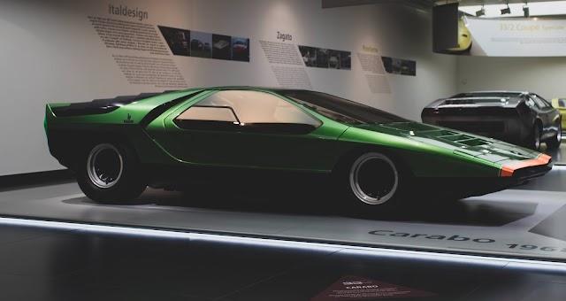 Top 15 Craziest Concept Cars