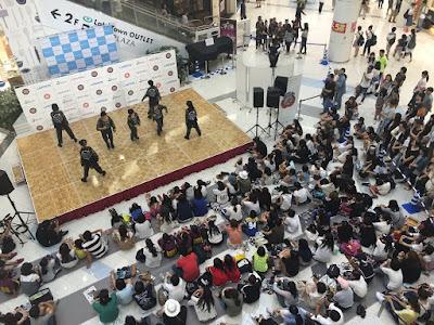 DANCE CUP2016全国にて予選開催