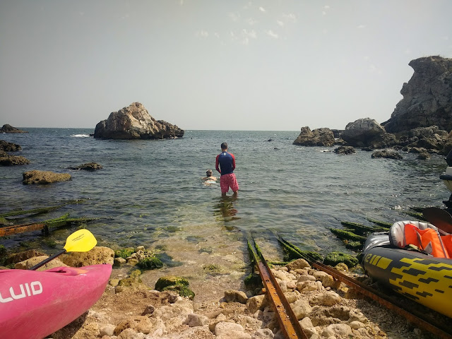 Snorkelling away; Tyulenovo, Bulgaria