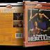 Capa DVD As Façanhas de Hercules (Oficial)