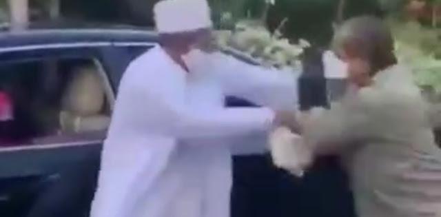 PA 212 : Tangkap Satpol PP yang Nendang Habib Umar, Jikat Tidak, Umat Bikin Perhitungan