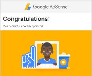 Panduan lulus Google Adsense, Tips Google Adsense, Trick Google Adsense