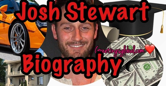 josh stewart biography