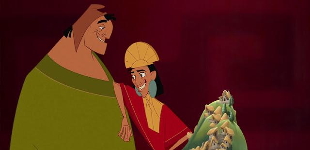 Ο Αυτοκράτορας Έχει Κέφια (2000)