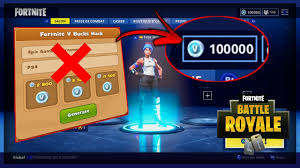 Get Fortnite V-Bucks & Skin For Free! Working [18 Oct 2020]