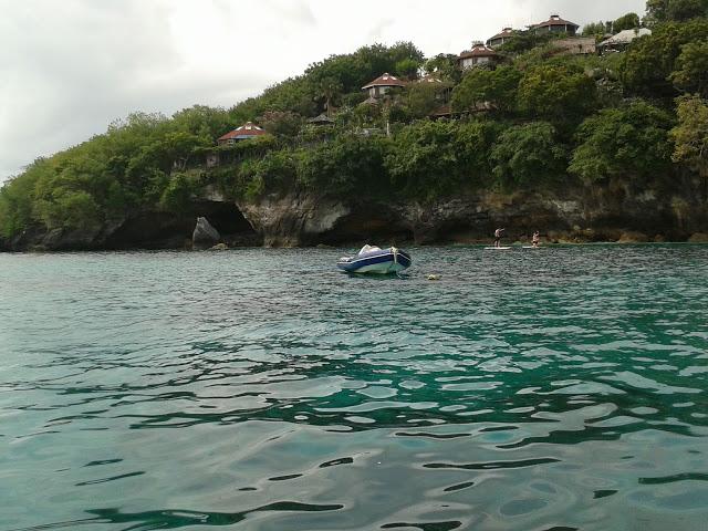 Mengunjungi Pulau Nusa Lembongan, Bali