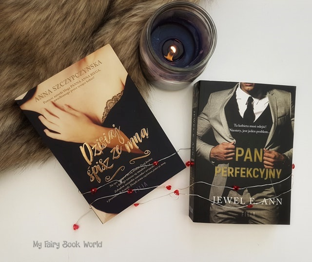 Czytam z Filią - genialna i przeciętna || Pan Perfekcyjny & Dzisiaj śpisz ze mną