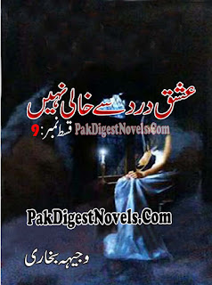 Ishq Dard Se Khali Nahi Episode 9 By Wajeeha Bukhari Pdf Free Download