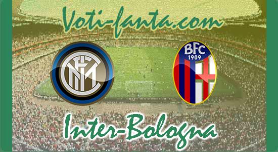 Inter - Bologna 2-1: Tabellino, Assist e pagelle a cura di L. Livraghi