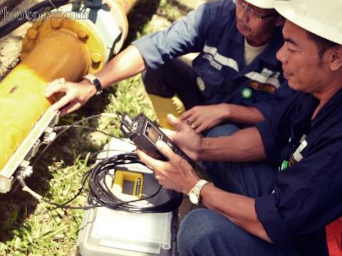 Portable Ultrasonic Flow Meter for Liquid