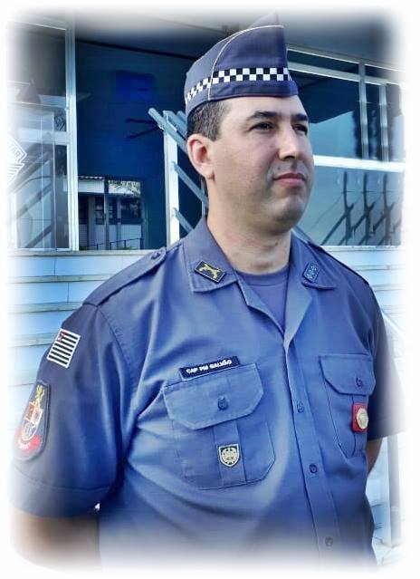 TENENTE GALVÃO É PROMOVIDO AO POSTO DE CAPITÃO DA POLÍCIA MILITAR