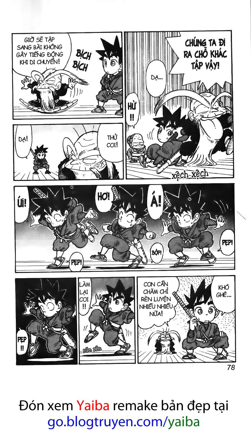 Yaiba chap 44 trang 5