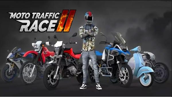 Moto Traffic Race 2: Multiplayer 1.17.05 | Mod Money