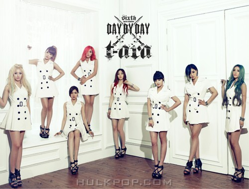 T-ara – Day By Day – EP (FLAC + ITUNES PLUS AAC M4A)