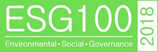 2018 List of ESG100 Companies