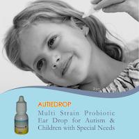 Autiedrop probiotik tetes telinga untuk anak autis