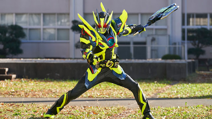 Kamen Rider Zero-One Episode 16 Subtitle Indonesia