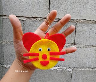 Kerajinan tangan cantik dari barang bekas plastik