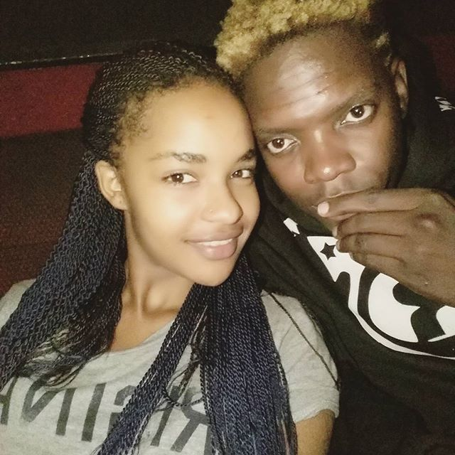 Michelle Dyer- The Sexy Lady Who Has Been Banged By Willy Paul & Fred Omondi! (Photos)