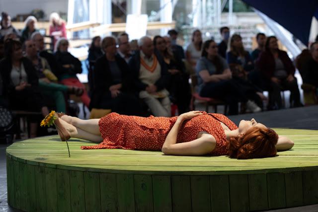Janacek: The Cunning Little Vixen - Jennifer France - Opera Holland Park, 2021 (Photo Ali Wright)